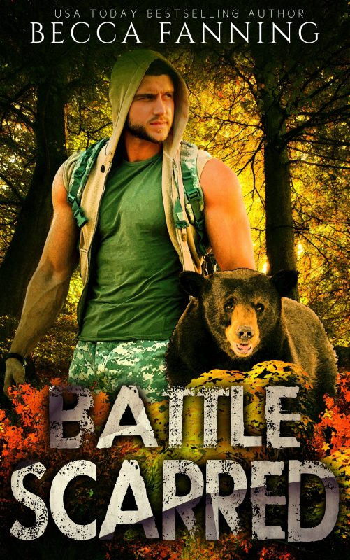 Battle Scarred (BBW Veteran Bear Shifter Romance)