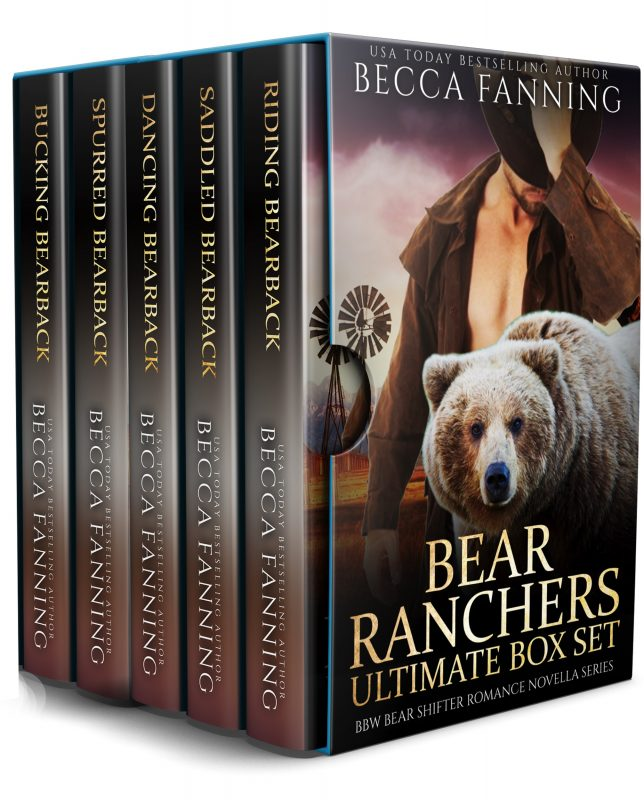 Bear Ranchers Ultimate Box Set: BBW Bear Shifter Romance Novella Series