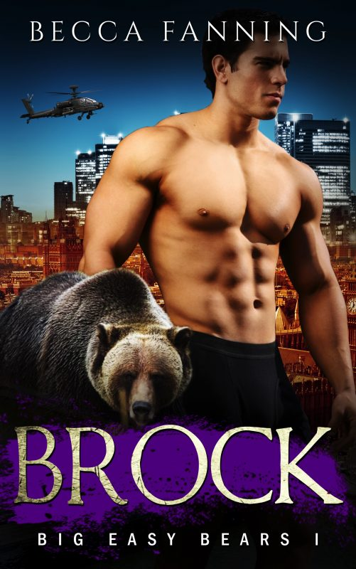 Brock (BBW Bear Shifter Romance) (Big Easy Bears Book 1)