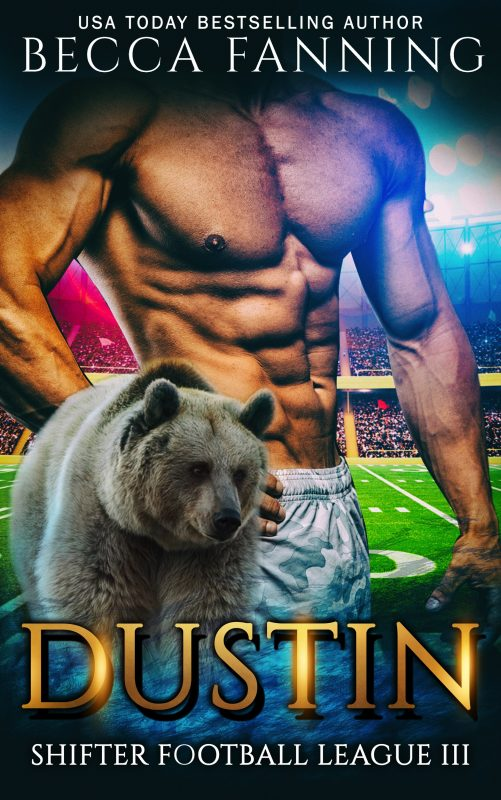Dustin (Shifter Football League Book 3)
