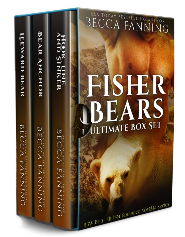 FisherBears Ultimate Box Set: BBW Bear Shifter Romance Novella Series