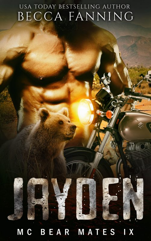 JAYDEN (MC Bear Mates Book 9)