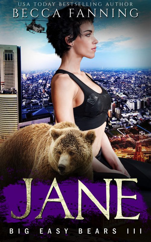 Jane (Big Easy Bears Book 3)