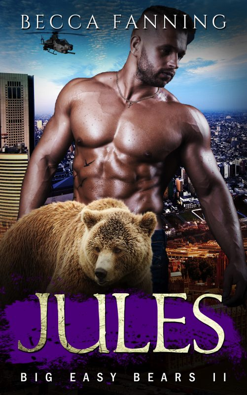 Jules (Big Easy Bears Book 2)
