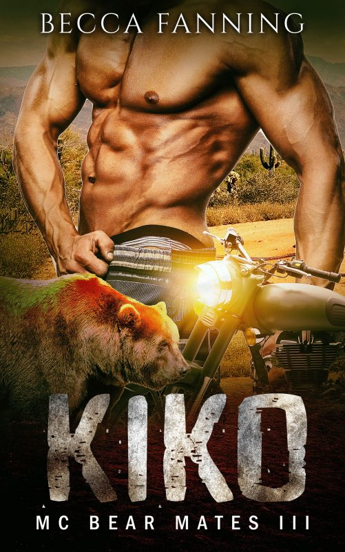 KIKO (MC Bear Mates Book 3)