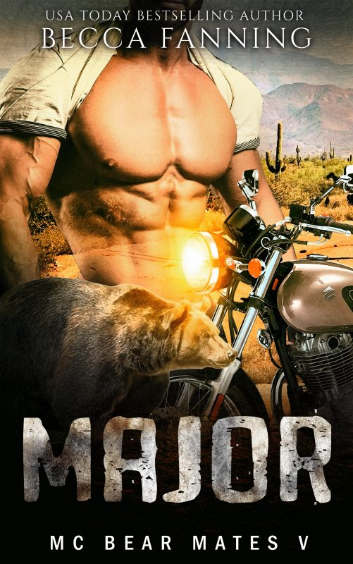 MAJOR (MC Bear Mates Book 5)