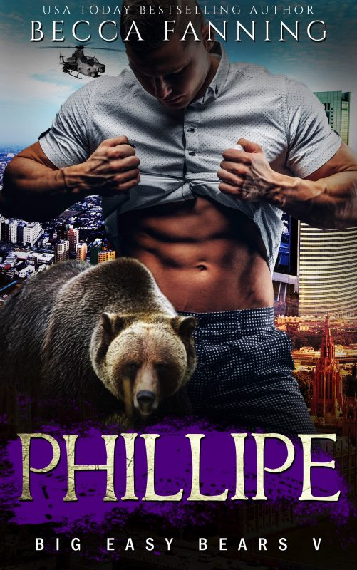 Phillipe (Big Easy Bears Book 5)