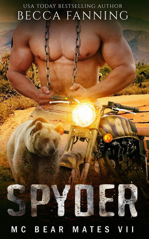 SPYDER (MC Bear Mates Book 7)