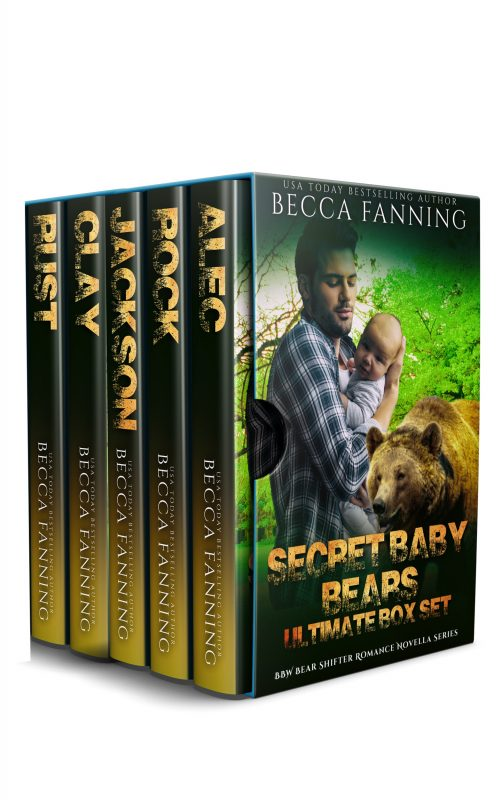 Secret Baby Bears Ultimate Box Set: BBW Bear Shifter Romance Novella Series