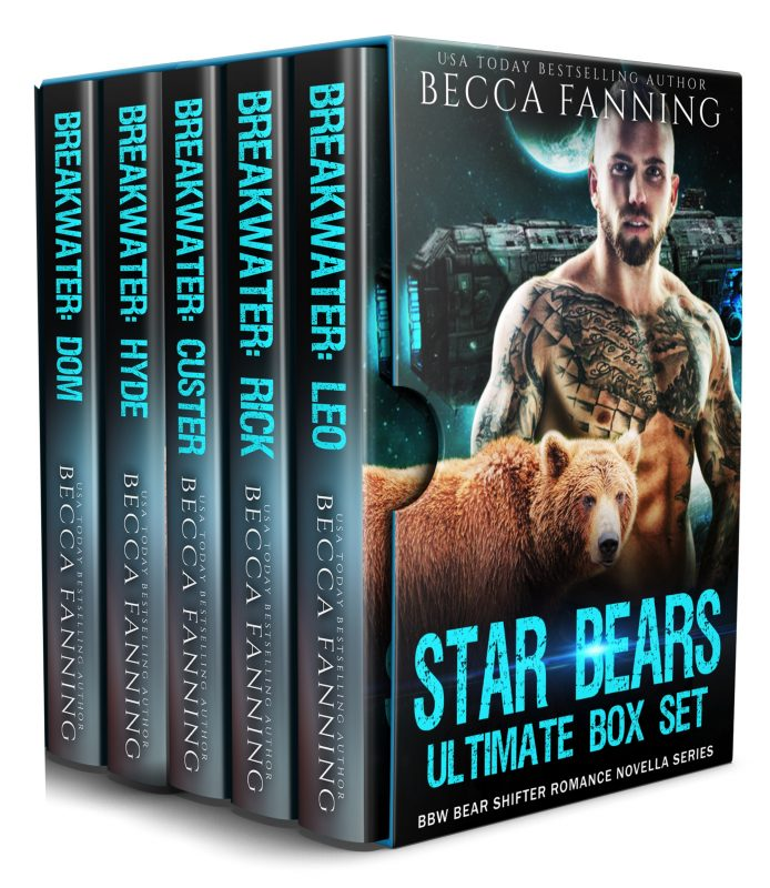 Star Bears Ultimate Box Set: BBW Bear Shifter Romance Novella Series