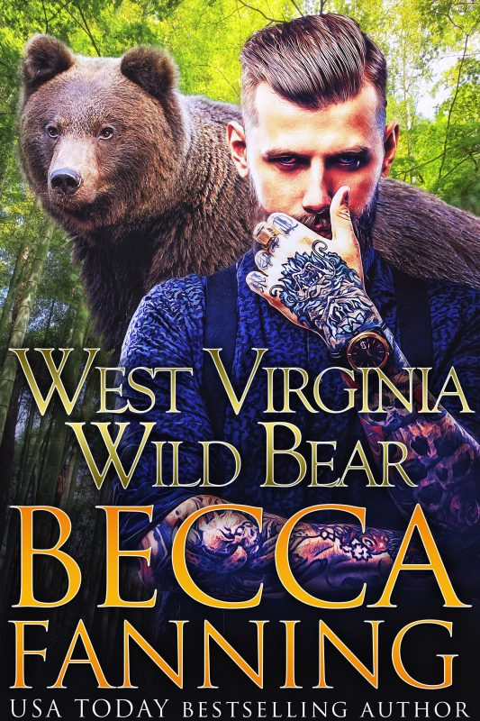 West Virginia Wild Bear