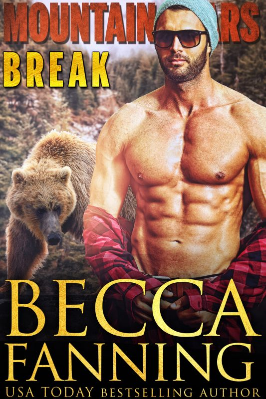 Break: BBW Bear Shifter Military Romance (Mountain Bears Book 5)